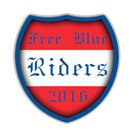 Free Blue Riders Logo