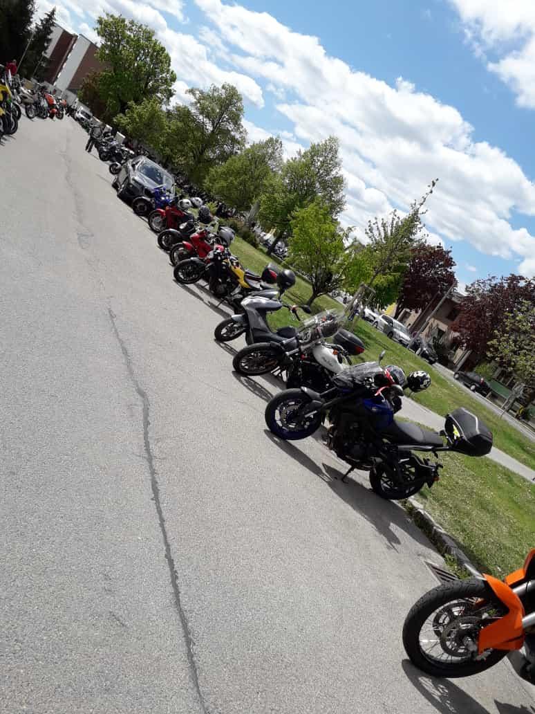 Motorradweihe 2020